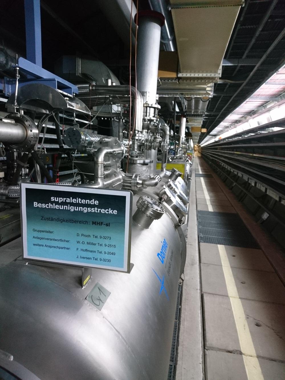 Hamburg-Exkursion der Physiker