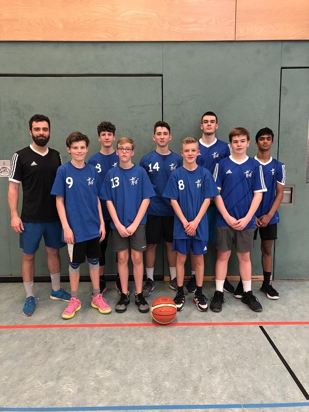 Jugend trainiert für Olympia - Basketball