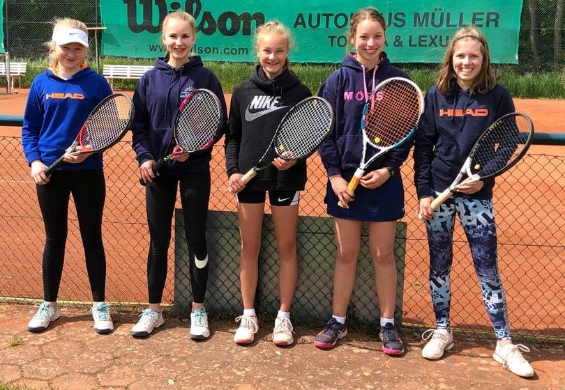 Jugend trainiert für Olympia - Tennis