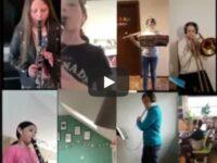 Bläserensemble 6 im Video (18.04.2021)